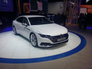 VW Arteon, înlocuitorul lui CC